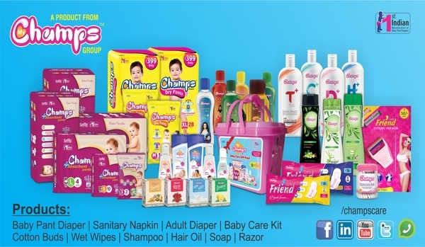 about Champs Diapers - 7573040440